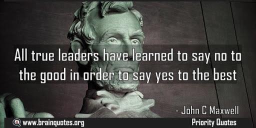 Leadeship Quotes by John C Maxwell