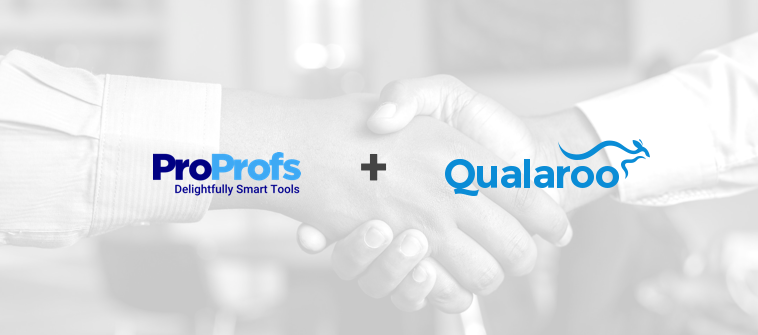 ProProfs Acquires Survey Software Provider Qualaroo