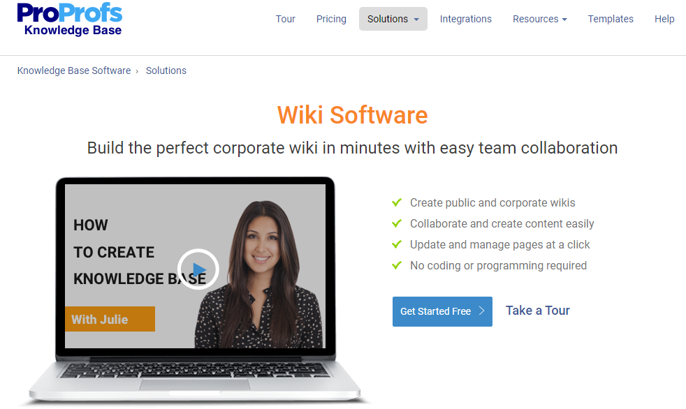 Best Wiki Software