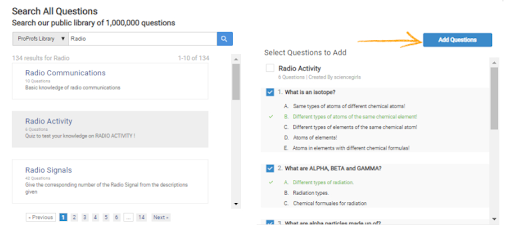 Choose Questions for Your Quiz Funnel