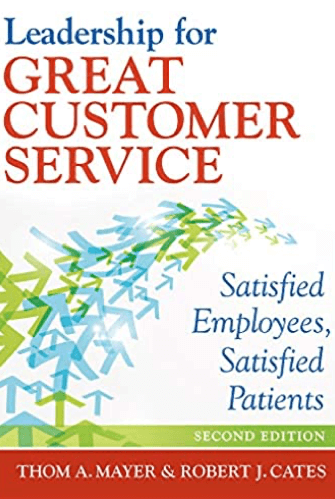 Leadership for Great Customer Service Book