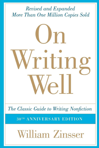 On Writing Well Book