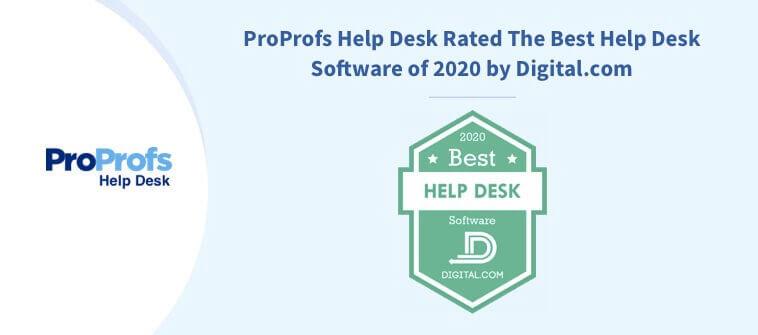Best Help Desk Software for 2020 by Digital.com