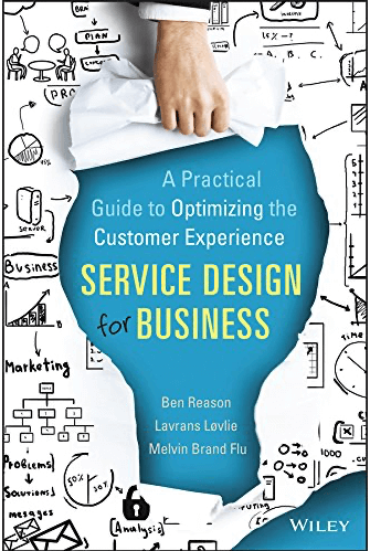 Service Design for Business Book