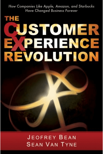 The Customer Experience Revolution Book