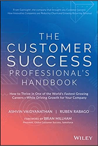 The Customer Success Professional's Handbook