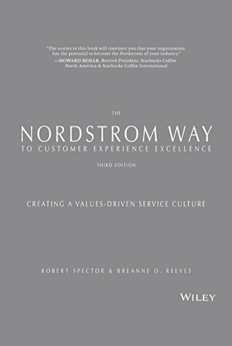 The Nordstrom Way Book