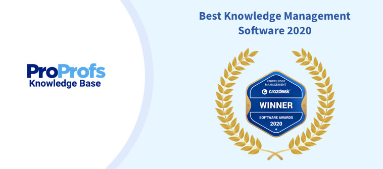 Best Knowledge Management Software 2020 by Crozdesk