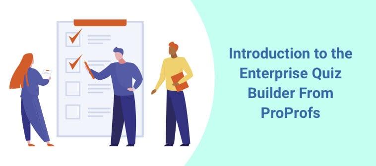 Enterprise Quiz Builder