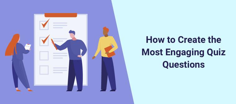 engaging quiz questions