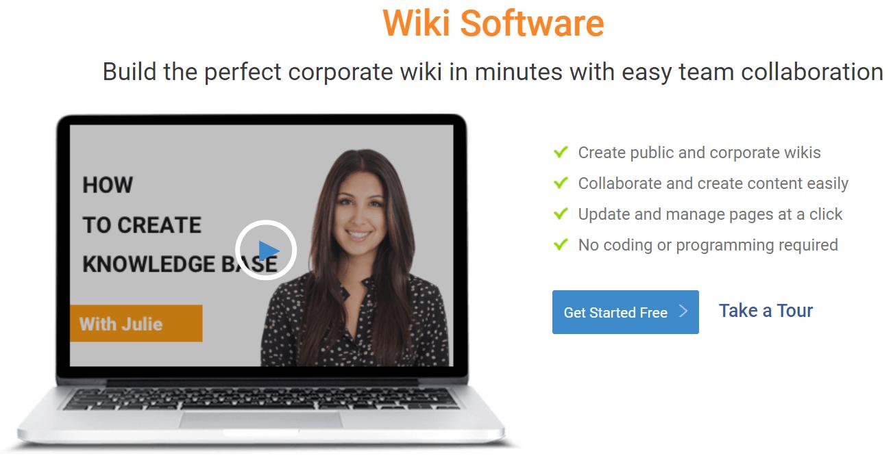 proprofs wiki software