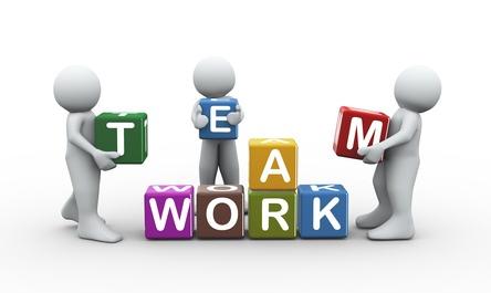 Promova o trabalho em equipe