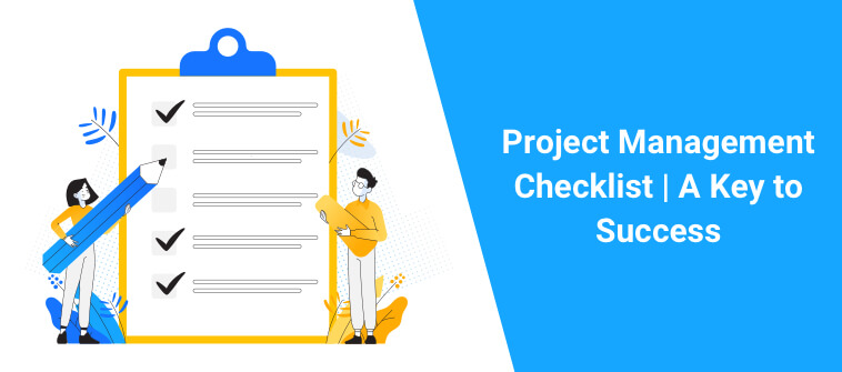Project Management Checklist