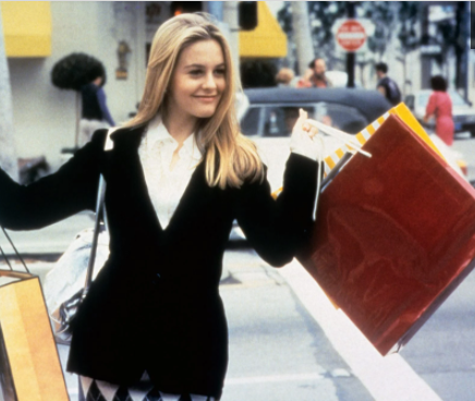 Pick your favorite shopper character from the movies