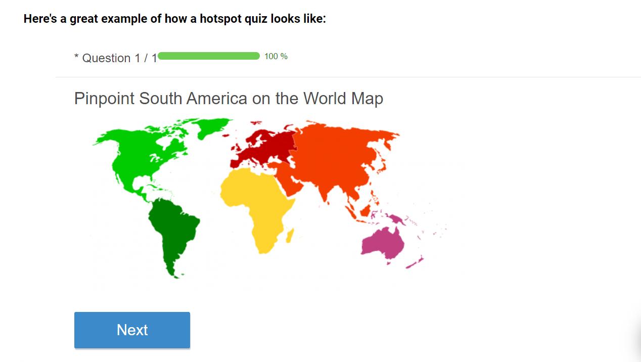 hotspot questions