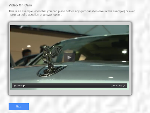 Video On Cars