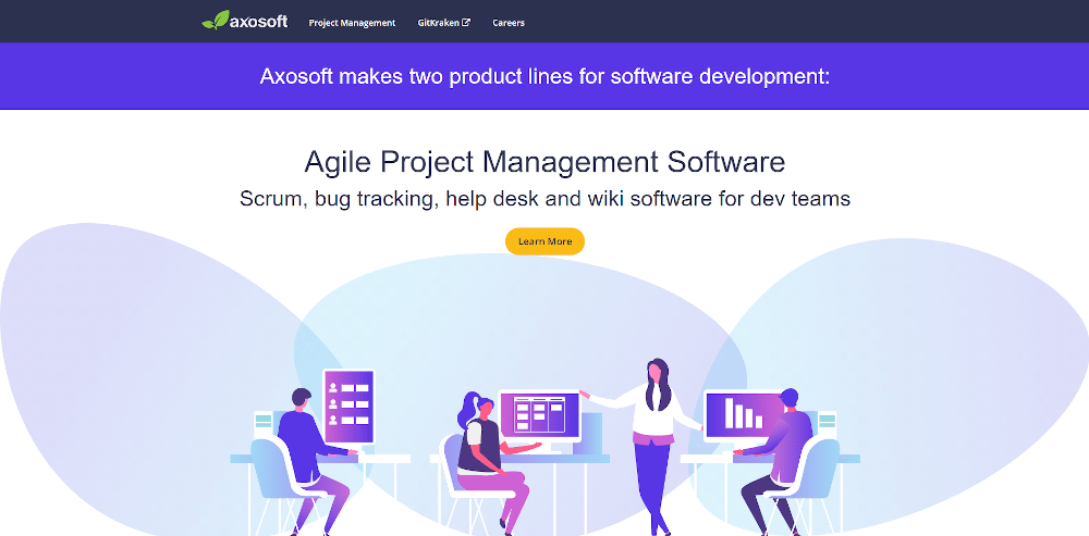 Axosoft- project Managment Tool