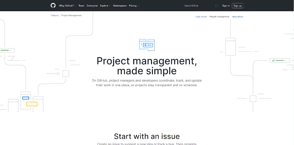 Github Project Management Software