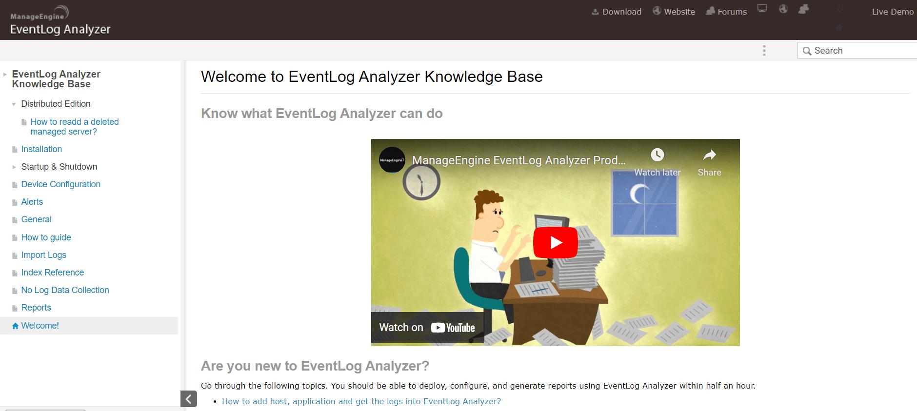 ManageEngine Help Center-min