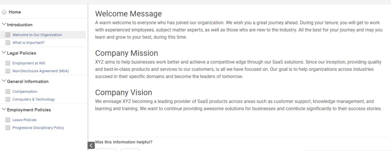 employee wiki