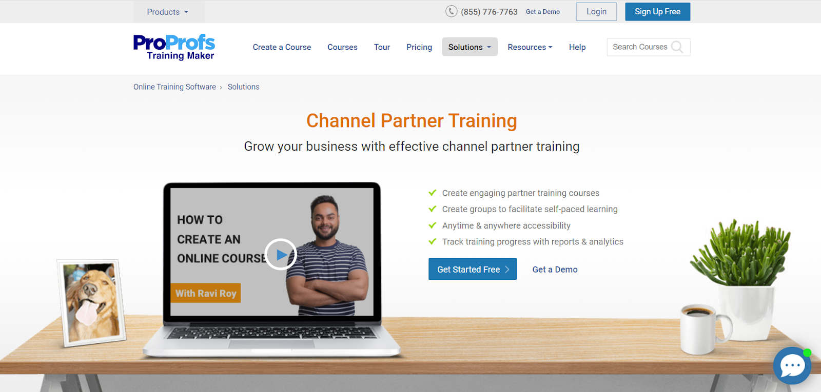 ProProfs Channel Partner Training