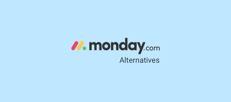 Monday.com Alternatives