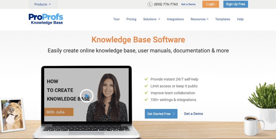 ProProfs Knowledge Base, Bloomfire alternative
