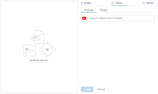 Embedding a YouTube Video