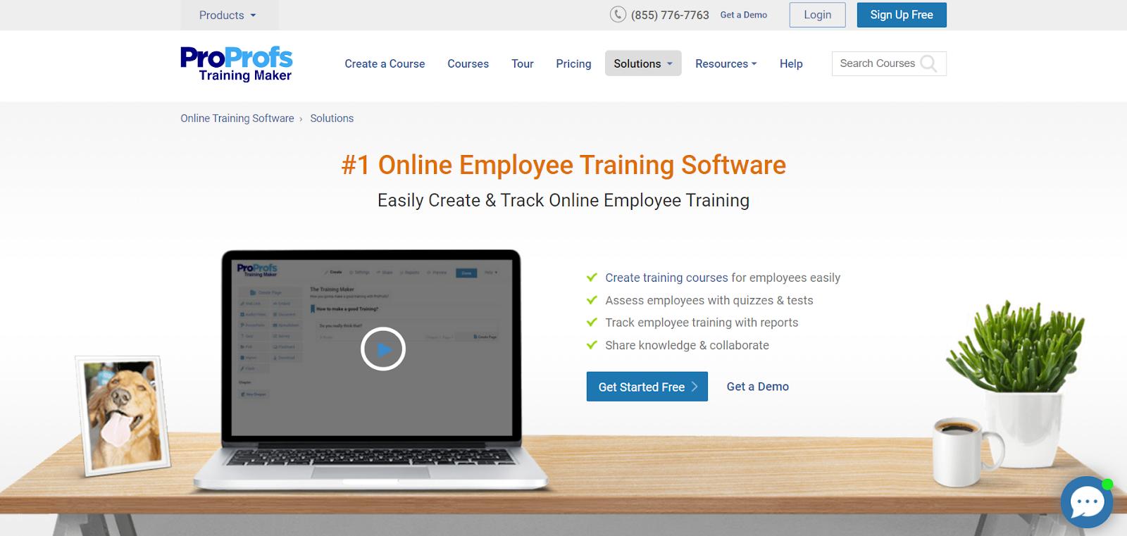 ProProfs Employee Onboarding Software