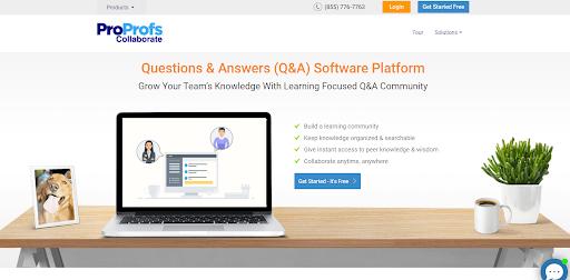 ProProfs QnA Software Platform