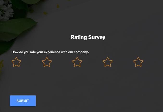 customer satisfaction feedback