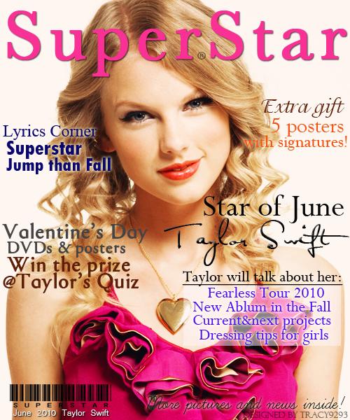"Taylor Swift ""Mag..."