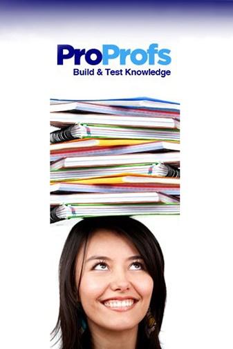 Online Quizzes: Take Online Quiz - ProProfs