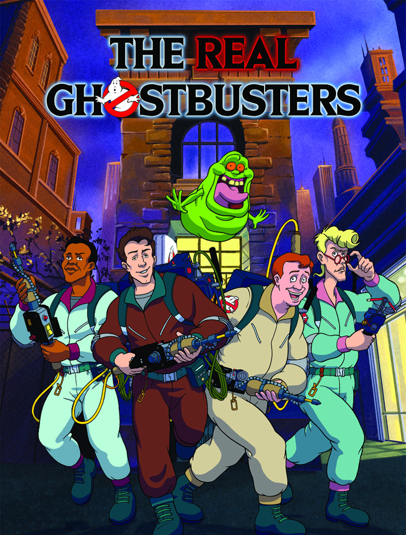 The Real Ghostbusters 4tha/b