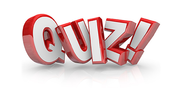 multiple choice Quizzes & Trivia
