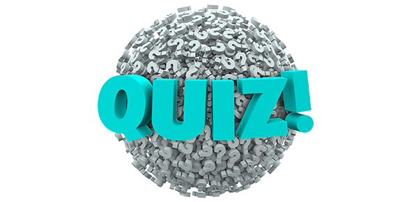 short quiz Quizzes & Trivia