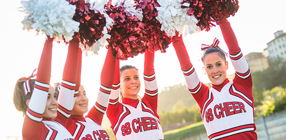 Cheerleading Quizzes, Cheerleading Trivia, Cheerleading Questions
