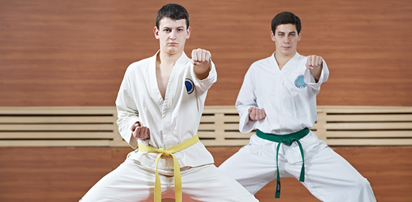 What Martial Art Should I Take? - ProProfs Quiz