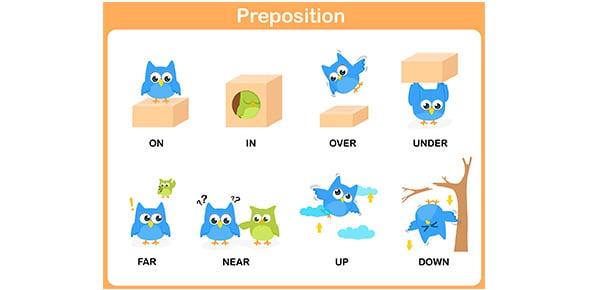 preposition Quizzes & Trivia