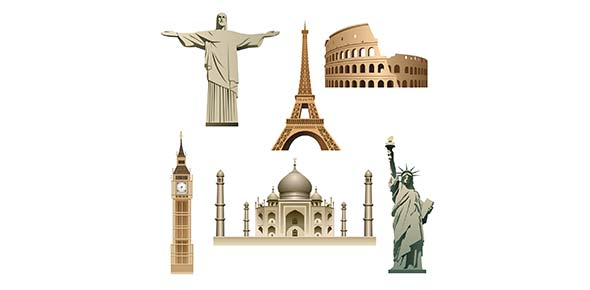 Wonders of the world Quizzes, Wonders of the world Trivia, Wonders of the world Questions