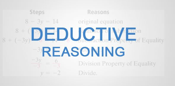 Deductive Reasoning Quizzes, Deductive Reasoning Trivia, Deductive Reasoning Questions