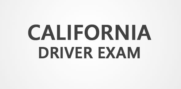 california driver exam Quizzes & Trivia