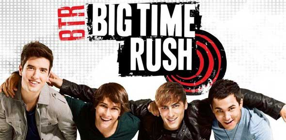 GIRLS which one would you date a big time rush guy or a jershey shore guy