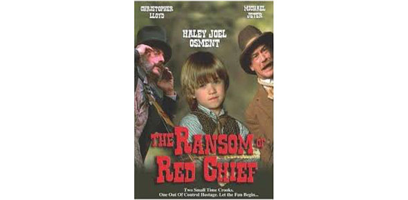 setting of the ransom of red chief