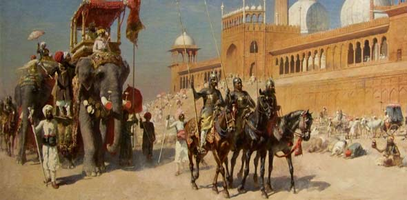 Mughal Empire Quizzes, Mughal Empire Trivia, Mughal Empire Questions