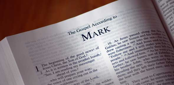Gospel Of Mark Quizzes, Gospel Of Mark Trivia, Gospel Of Mark Questions