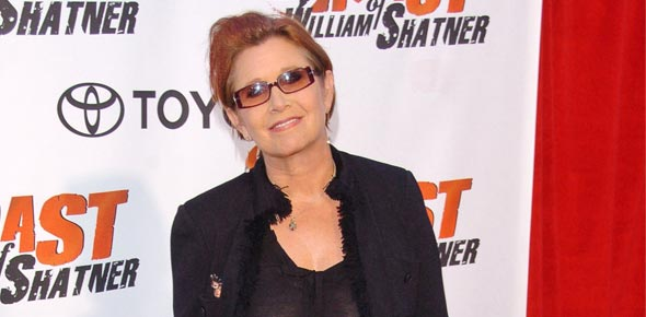 carrie fisher Quizzes & Trivia
