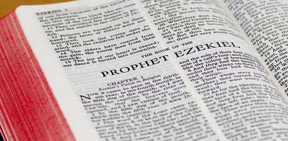 book of ezekiel Quizzes & Trivia