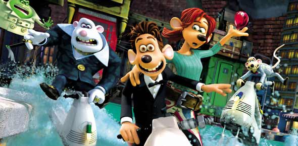 Flushed Away Quizzes & Trivia