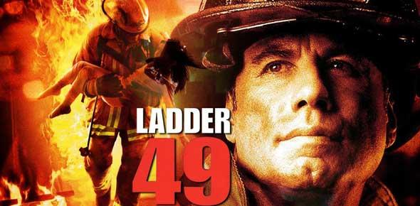 ladder 49 movie review Ladder 49, met award-winnende sterren joaquin phoenix (the village, signs) en  john travolta (face/off,  artiest(en): movie  reviews ladder 49 dvd nl.